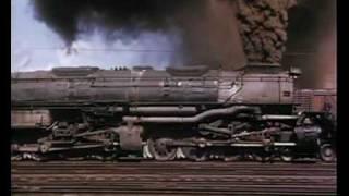 Alco Series 4000 Locomotive (Big Boy)