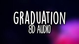 Benny Blanco, Juice WRLD - Graduation (8D AUDIO) 🎧