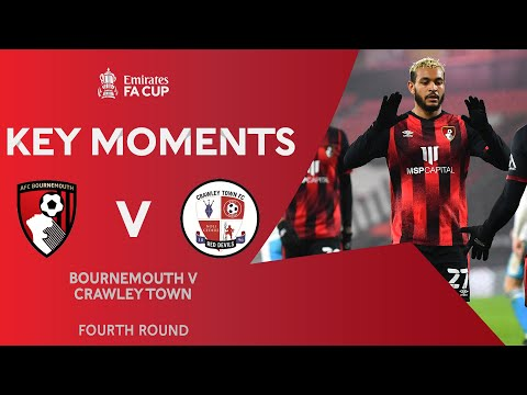 Bournemouth Crawley Town Goals And Highlights
