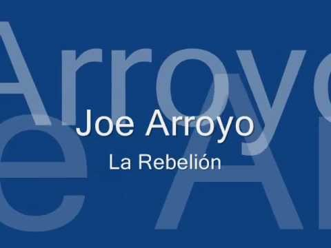 Joe Arroyo - Rebelion ( Con Letra )