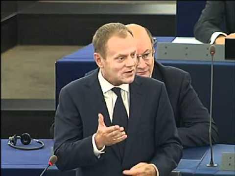 Rede von Premierminister Donald Tusk  desktop