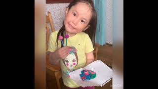 330 Детский сад 11 Чэчир Республика Саха Слайд фильм Пластилин