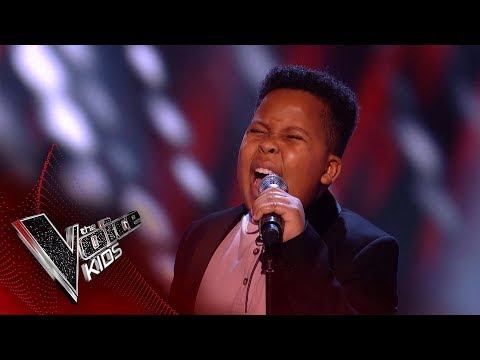 Kori Performs 'All My Life': Blinds 3 | The Voice Kids UK 2018
