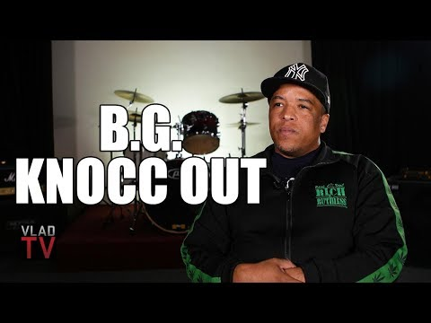 BG Knocc Out: I Found Out Who Nipsey's Shooter was Minutes After it Happened (Part 3)