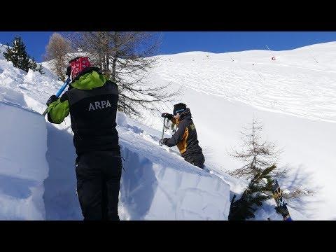 PERICOLO VALANGHE Lombardia per il 9 e 10 febbraio 2019