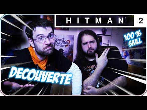 (Sponso) Découverte - Hitman 2