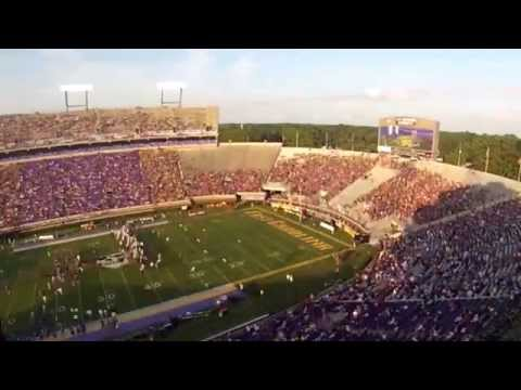 ECU Football Ready For American Conference