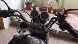 Problems with Royal Enfield Thunderbird 350   Detailed Explanation