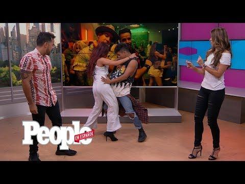 Danny Lugo nos enseña a bailar 'Despacito'
