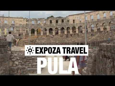 Pula (Croatia) Vacation Travel Video Guide