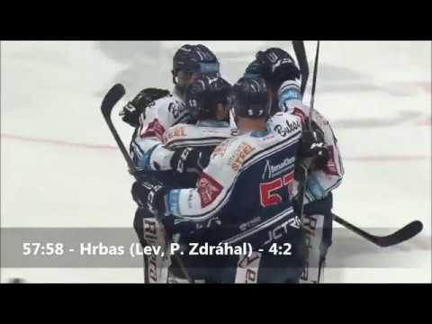 VÍTKOVICE TV 697: Sestřih utkání Vítkovice - Hradec Králové
