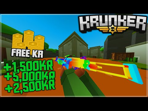 KRUNKER.IO | HOW TO GET ALOT OF FREE KR (MARKET FLIPPING)