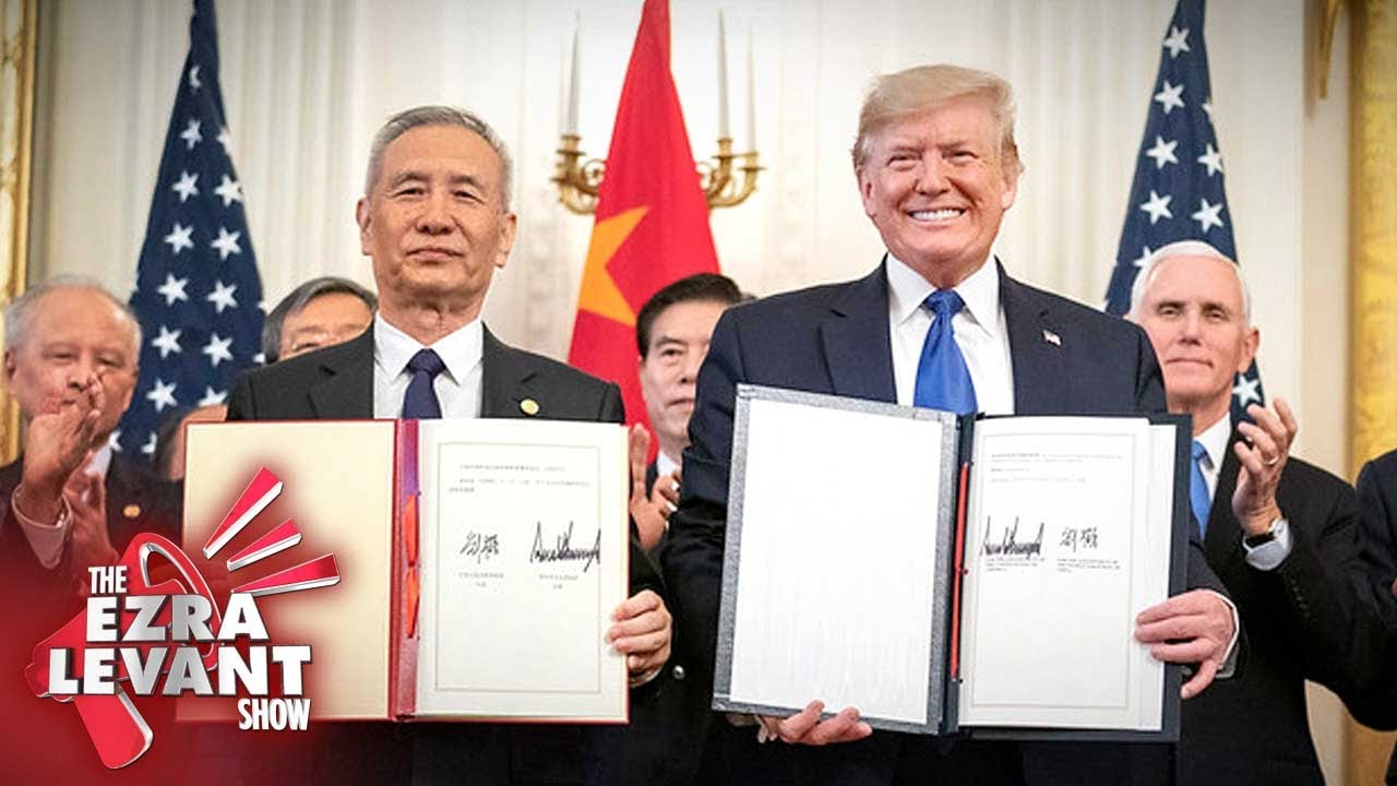 Gordon Chang: Perks of US-China deal can be offered to more countries including Canada | Ezra Levant