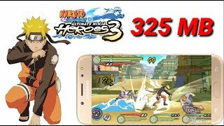 Naruto Ultimate Ninja heroes 3 || Download For Android Psp || high Compressed