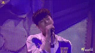 "[FANCAM] JUNHO Solo Tour 2018 ""FLASHLIGHT"" 『Darling』ZEPP"
