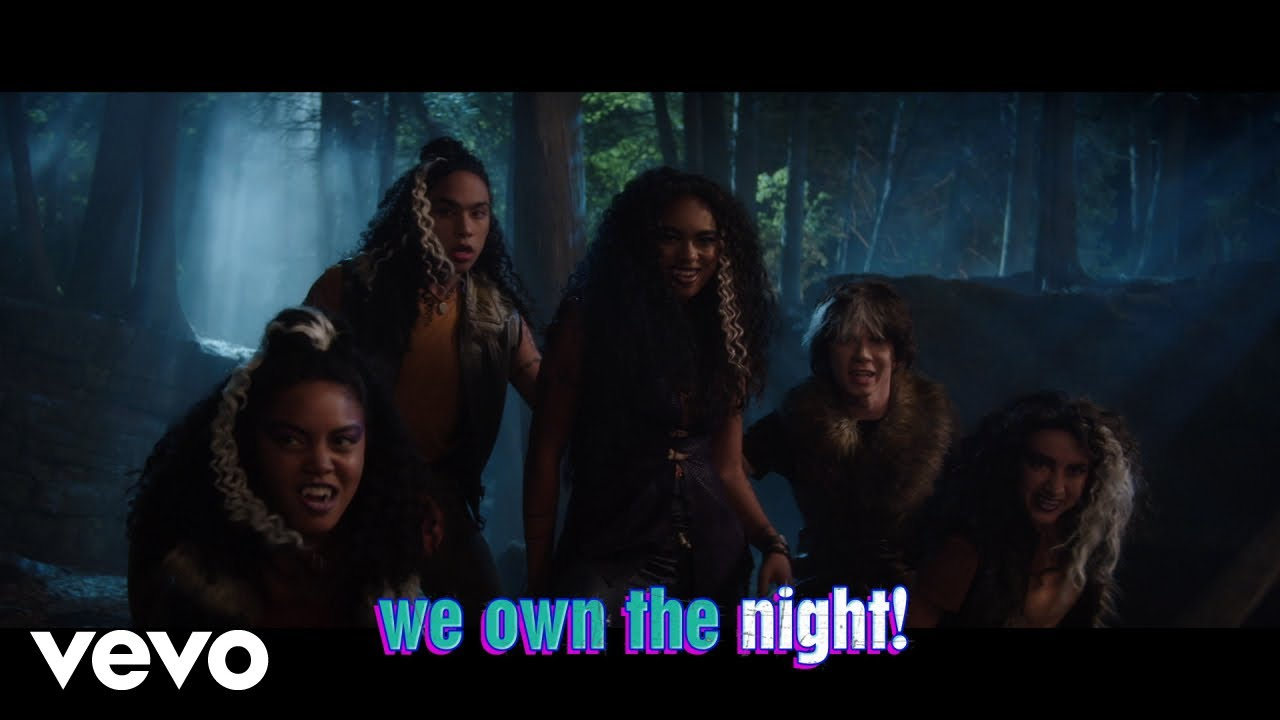 """Download Chandler Kinney, Pearce Joza, Baby Ariel - We Own the Night (From """"ZOMBIES 2""""/Sing-Along)"""