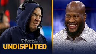 Belichick is more likely to return to New England than Brady — James Harrison | NFL | UNDISPUTED