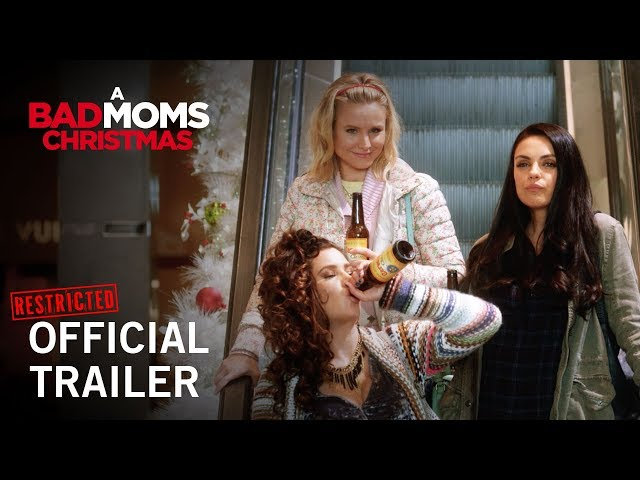 A Bad Moms Christmas | Official Restricted Trailer | Own it Now on Digital HD, Blu-ray & DVD