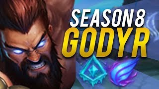 SEASON 8 GODYR IS HERE! | YOU CAN'T STOP THE BOSS - Trick2G