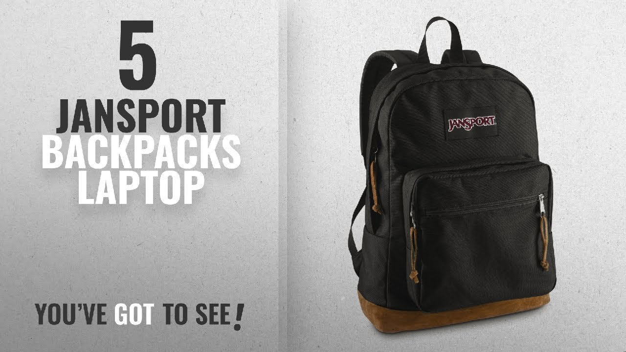 26f7394c07 Jansport Backpacks Laptop  2018 Best Sellers   JanSport Right Pack ...