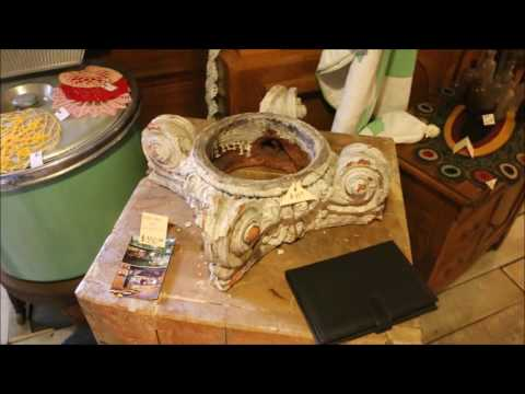 Antique Shop Finds At Shiloh Farms Artiques ~ Pt 1 ~ Main Showroom ~ by Old Sneelock's Workshop