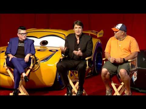 """Cars 3"" Press Conference, Panel 2"