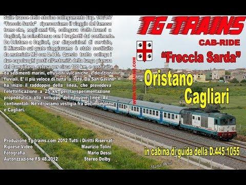 1/4 Oristano-Cagliari cab-ride D.445.1055 FS