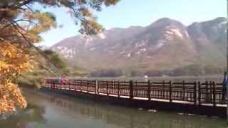 산정호수(山井湖水)와 명성산(鳴聲山)