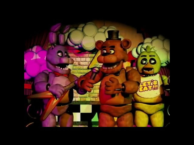 Five nighst at freddys 1 song