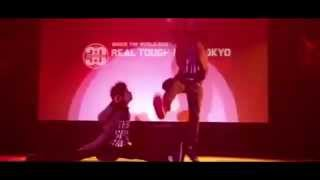 LES TWINS - G Shock Tokyo Freestyle