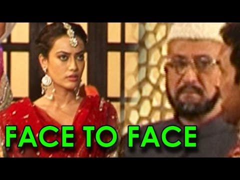 Qubool Hai : Zoya finds out her FATHER at Ayaan's house