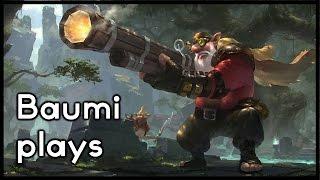 Dota 2 | NEW SHRAPNEL IS CRAZY!! | Baumi plays Sniper