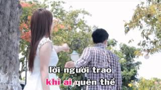 Chuyến Tàu Định Mệnh - Karaoke Beat Diệp Hoài Ngọc [Official]