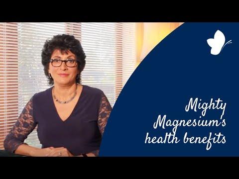 Mighty Magnesium's health benefits