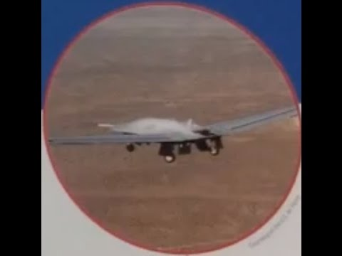 RQ-3A DarkStar Stealth UAV Prototype by Lockheed Martin and Boeing