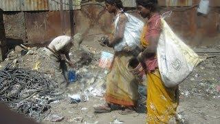 Трущебы Индии - Миллионер из трущоб - Slumdog Millionaire habitation