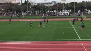 FC東京 沖縄糸満キャンプ 練習試合 対FC琉球戦その1 2018.2.3.