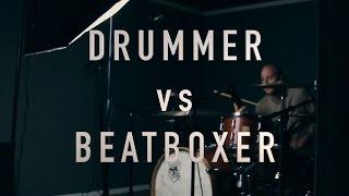DRUMMER vs BEATBOXER - Epic Battle!!! (ft. Tim Molloy, oZealous)