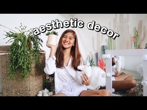 AFFORDABLE ROOM DECOR Shopping & Haul (Philippines)