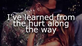 Chris Brown - Right Here Lyrics