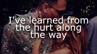 Chris Brown - Right Here Lyrics