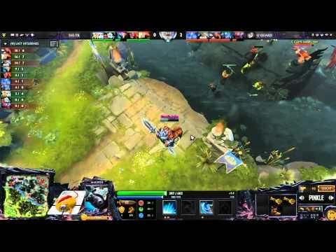 SIgnature.Trust vs G-Guard - JoinDotA League MLG