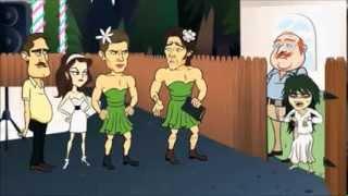 Mad Cartoon Network-Paródia Supernatural Dublado HD