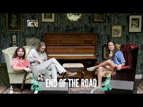 Alex Cameron and Roy Molloy Q&A at End of the Road Festival
