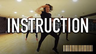 'INSTRUCTION' by Jax Jones, Demi Lovato and Stefflon Don - DANCE ROUTINE CHOREOGRAPHY VIDEO