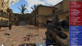Urban Terror 4.1 Gameplay