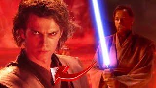 Cómo Obi Wan Pudo Vencer a Anakin en Mustafar - Star Wars