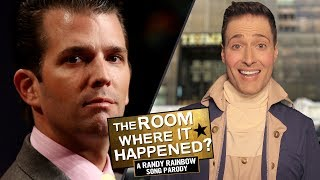 Baixar THE ROOM WHERE IT HAPPENED - Randy Rainbow Song Parody