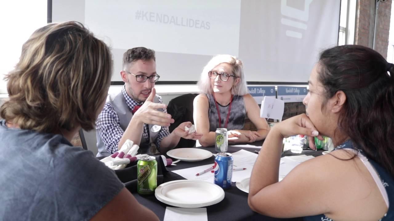 Ideas Incubator Launch