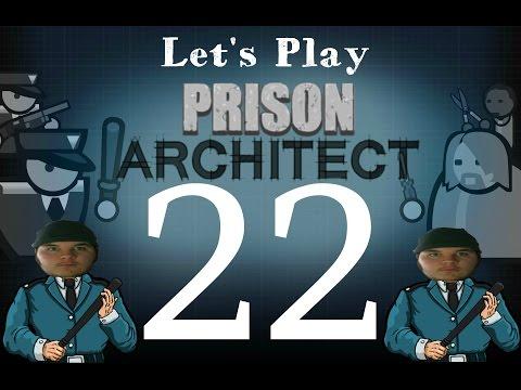 LOGISTICS: Prison Architect part  22
